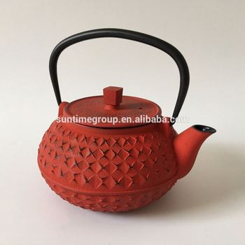 Top quality japanese teapot Tetsubin