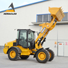 new design china bom shovel wheel loader CE loader with price