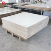 High quality 15mm high glossy sublimation blank india mdf board