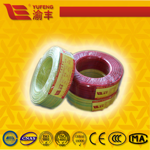 PVC insulated copper wire armoured cable building wire certificated cable and wire