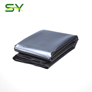2018 light safe and durable pvc tarpaulin material