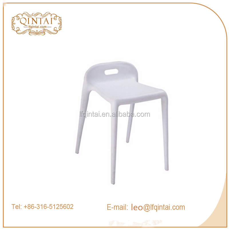 Chine Fournir Mode Low Back Chaise En Plastique Dans Snack Bar