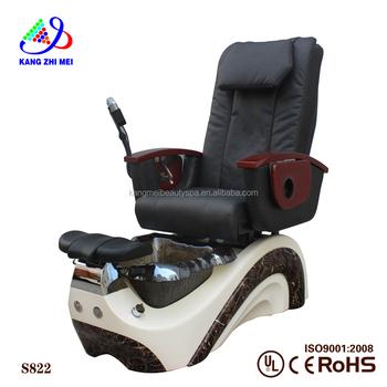 Spa pedicure chair and nail supply pedi spa massage chair for Nail salon equipment and supplies