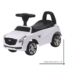 Licensed Children Ride On Push Car Toys , OEM Foot to Floor Car