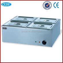 Factory price High quality Stainless Steelcountertop electric bain marie for sale OT-8B