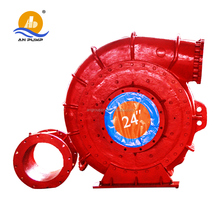 High quality river dredging port dredge booster pump factory