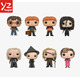 Hot sale TV character toys custom made marvel funko pop figurines for collection