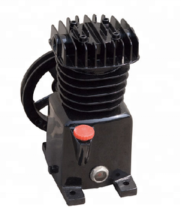 Cast-iron piston 1051 0.75kw/1HP small air compressor pump head
