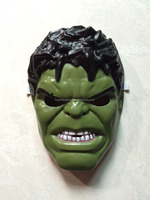 Wholesale Hot Sale Green Devil Mask For Halloween Party