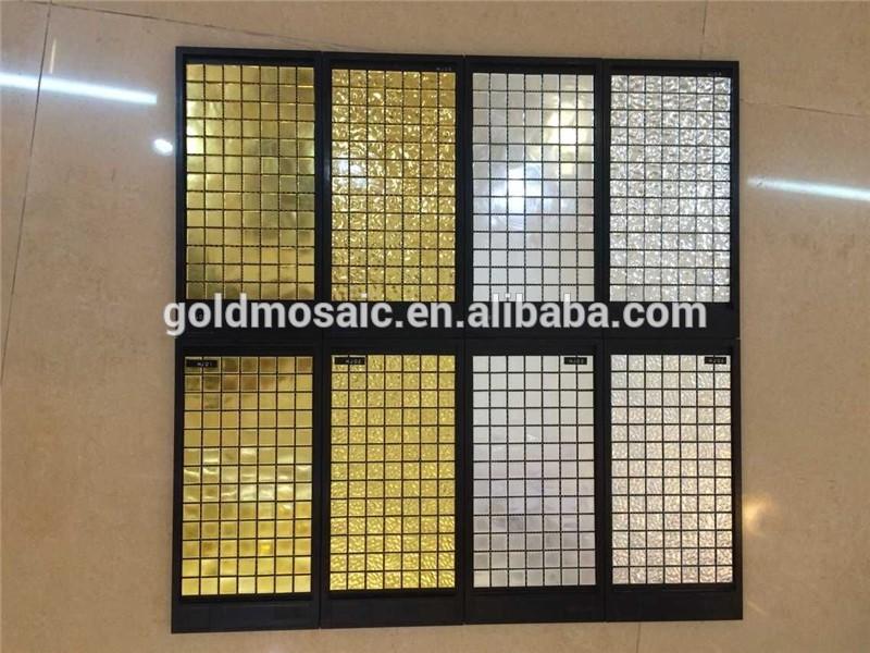 Bagno mosaico oro stonest marmo graniti