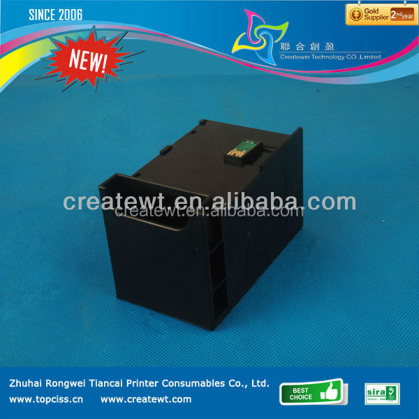 maintenance box replace for t6711 use in Epson WorkForce WF-3620/WF-3640/WF-7610/ WF-7620