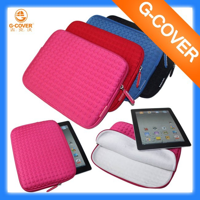 top quality neoprene case for apple ipad mini md531CH/A WIFI
