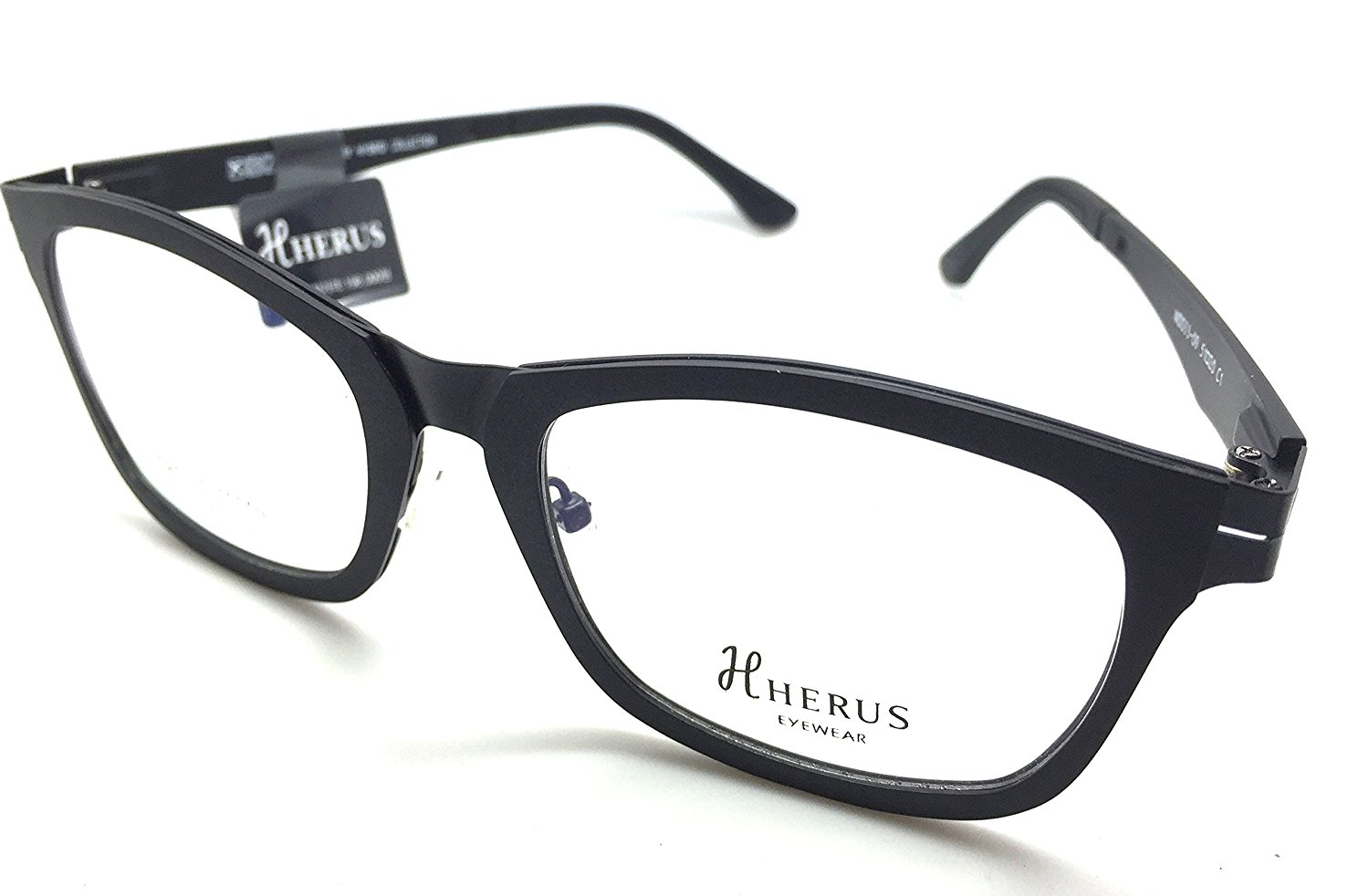 9a36999e066 Get Quotations · Hybrid Collection Prescription Eye Glasses Frame Metal and  Ultem Herus 33-09 C1