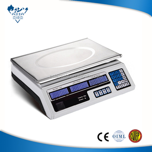 Acs series digital price computing scale 40kg