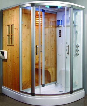 Constar Shower Sauna HouseLuxury Sauna Steam RoomInfrared Sauna