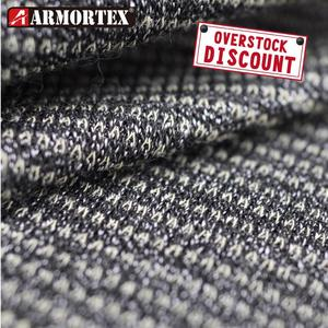 Overstock discount!!Kevlar Knitted Cut Resistant Cut Proof Fabric with EN388 Level 5 for Lining