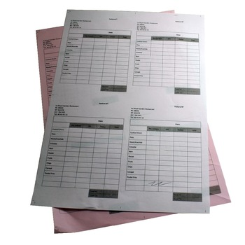 OEM carbonless invoice book for wholesale marketing