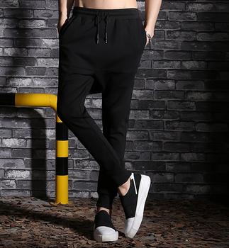 Jogger Hombres Cintura Estrecho Casual Legging Elástica Pantalones qnxwI0wYg