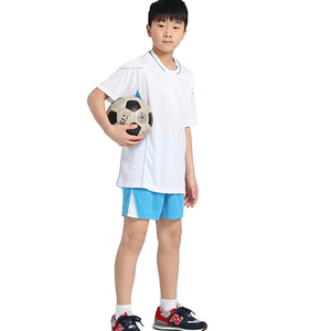 China Kids Blank Soccer Jersey Football Jersey New Model