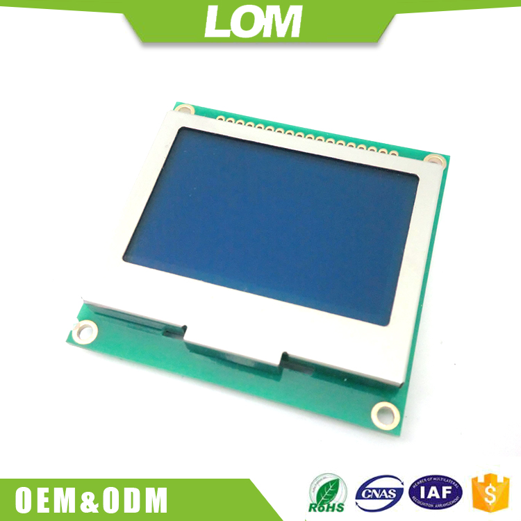 NEW!Square lcd 128x128 graphic lcd display with controller