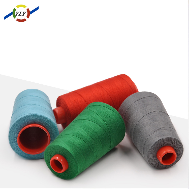 30s/3 30s/4 UV Resistance Outdoor Textile Industrial Waterproof Thread for Sportswear Tents Raincoat Bags Climbing Suit