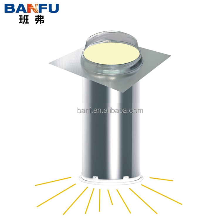 Fashion product in Europe of sun tunnel skylight,Green Initiative sun skylight tube