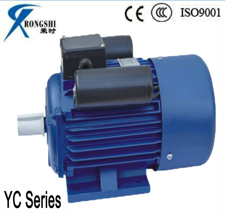 YC series tubular electric motor