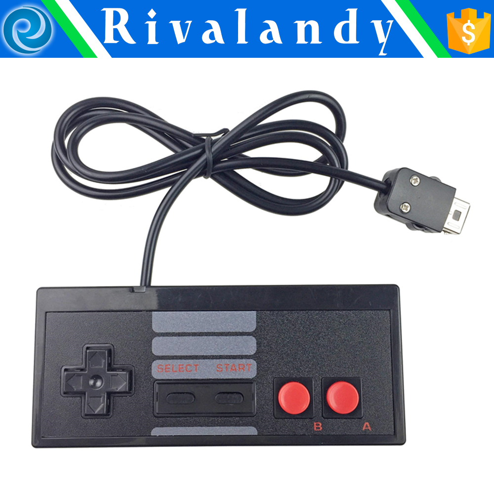 stock available Classic Wired USB Game Controller Gamepad for nes PC