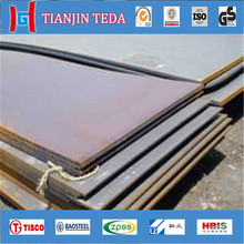 TISCO Brand X120Mn12 ASTM A128 manganese steel plate