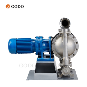 GODO DBY3S-80/100 Stainless Steel Electric Diaphragm Pump Reciprocating Pump Farming Water Pump