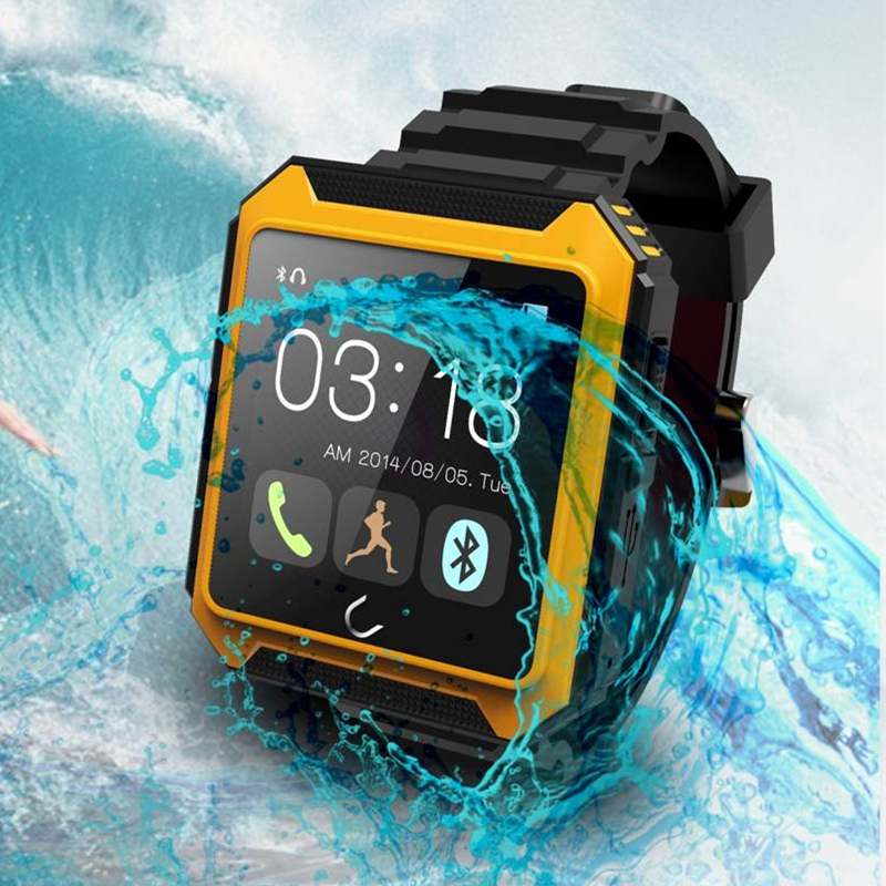 Bluetooth Smart Watch Uterra Waterproof IP68 Pedometer SmartWatch Wrist Watch