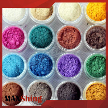 Bulk Pearl Luster Mica Dust,Oxide Style Powder For Cosmetic - Buy ...