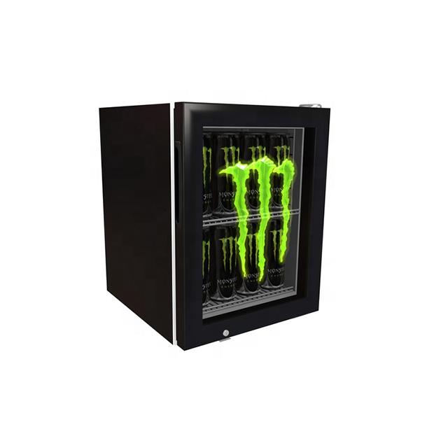 Beste Countertop Display Fridge For Monster Energy Drink - Buy Monster MZ-71