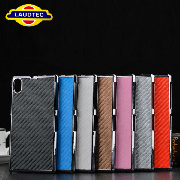For Sony Xperia Z1 Aluminum Mental Hard Case, Aluminum Mental Bumper Case Cover for Sony Xperia Z1