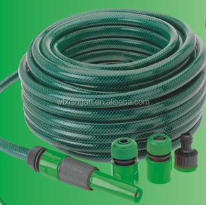 pvc irrigation or clean pipes and pipe fittings set