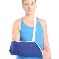 Health Care Arm Sling for protecting fracture arm