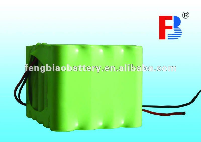 rechargeable batteries Ni-MH AAP 2000mAh 24V battery pack industrial batteries