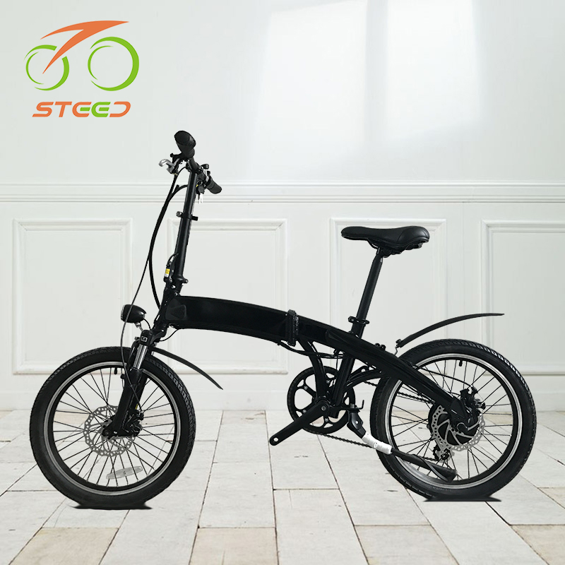 Newest model 250w hub motor 20 inch folding electric bike for kids