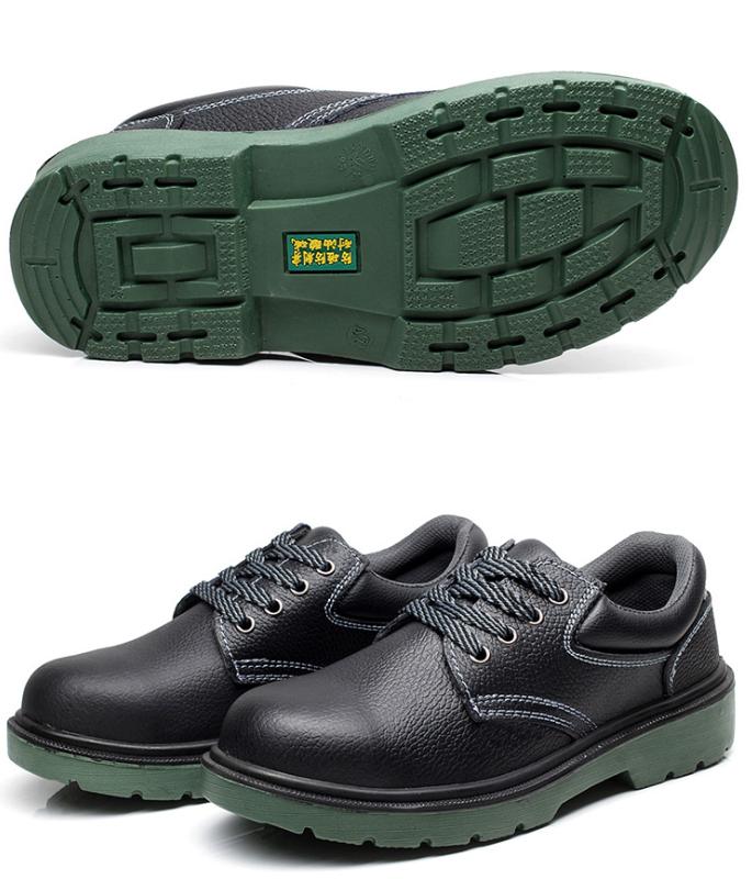 Ce Men Genuine Leather Sport Shoes,Woodland Steel Bottom Safety ...