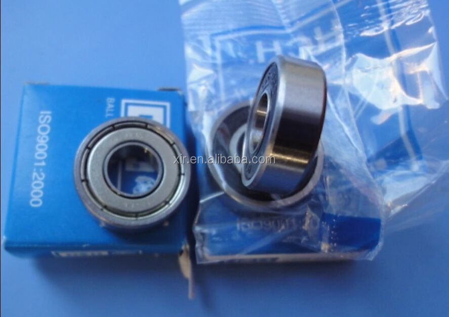 Deep groove ball <strong>bearing</strong> 6203ZZ hch <strong>bearing</strong> chrome steel <strong>bearing</strong> ABEC-1