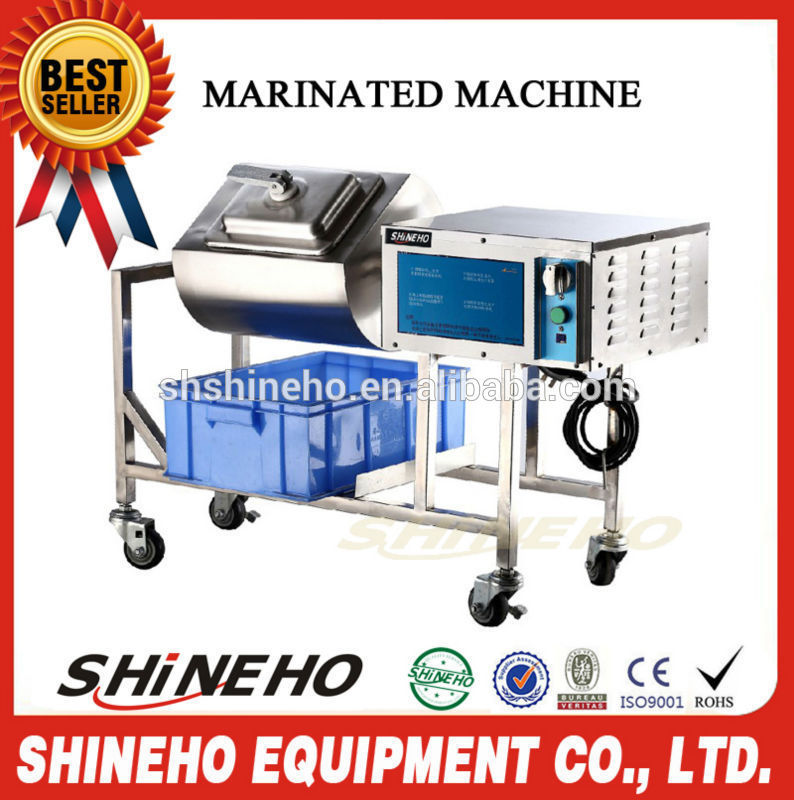 vacuum meat tumbler/Chicken Meat Marinated Machine/KFC equipment