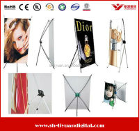 Display Stands Banner, Digital Printing Media