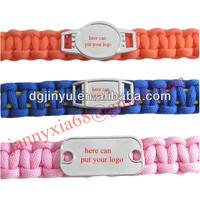 Newest!!!Metal paracord bracelet buckle for paracord bracelets