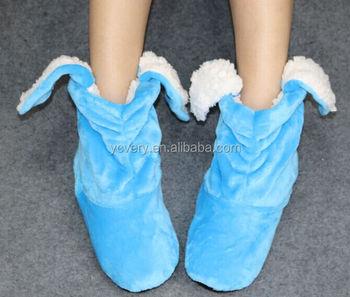 más nuevo mejor calificado cómo llegar mirada detallada Cubierta De Felpa Zapatilla Calcetines Con Orejas De Conejo - Buy  Calcetines Para Animales,Calcetines De Lana,Calcetines Product on  Alibaba.com
