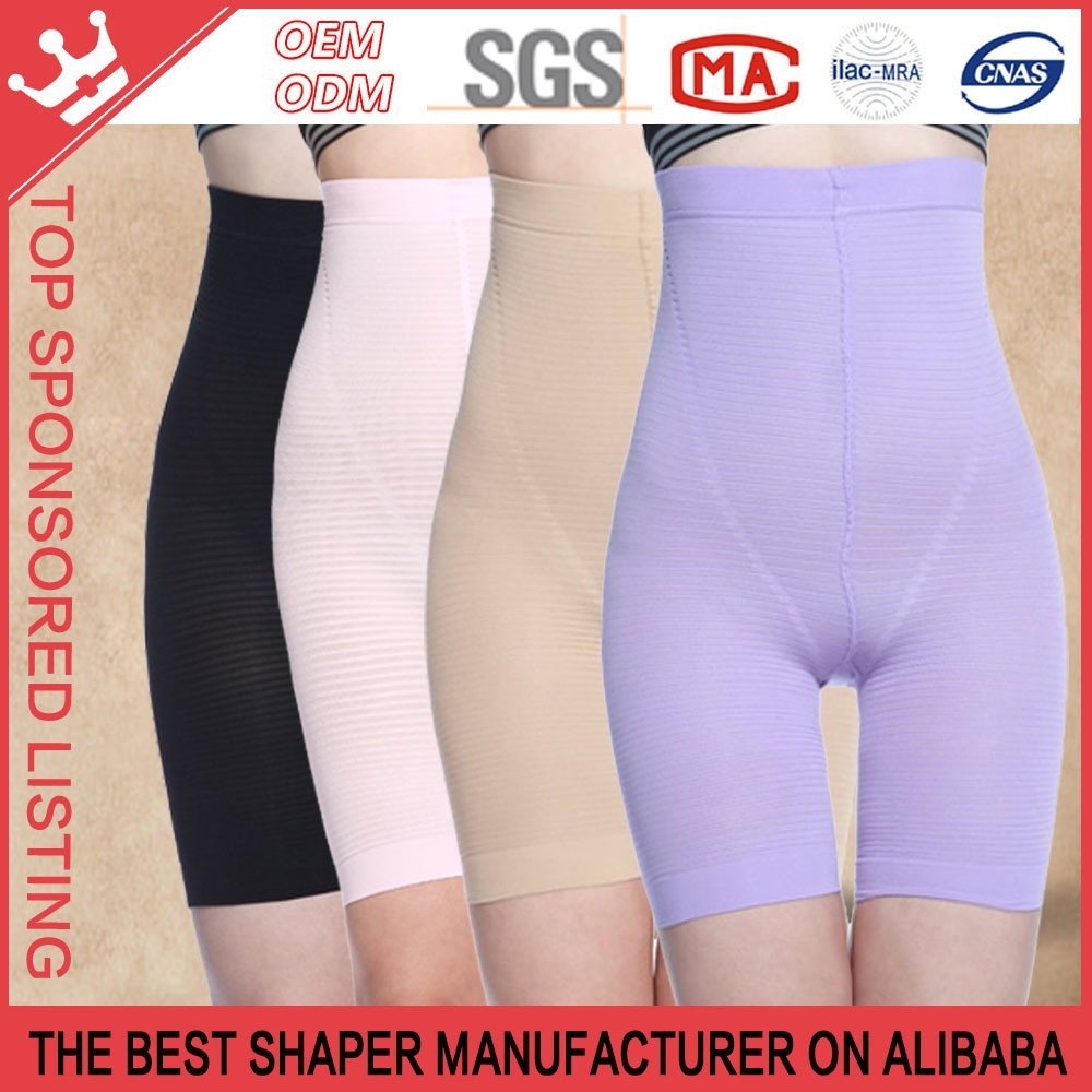 three pants body sculpting slimming abdomen in pants Total Support Slimming Pants Flattens The Tummy & Lifts Your Bottom k142