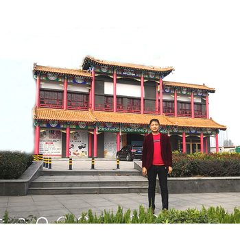Chinese traditional temple luxury pavilion