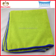 Bulk packaging cleaning cloth terry microfiber towel 40x60cm