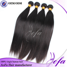 8a factory wholesale price 100% virgin human hair alibaba brazilian straight hair