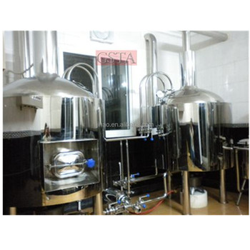 3BBL beer brewing kit