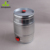 printed homebrew mini stainless steel beer keg 5 liter with closure and tap
